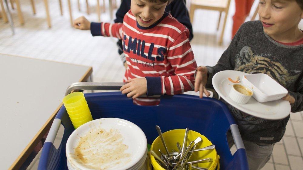 A Zurich, le projet-pilote d'école à journée continue séduit les familles.