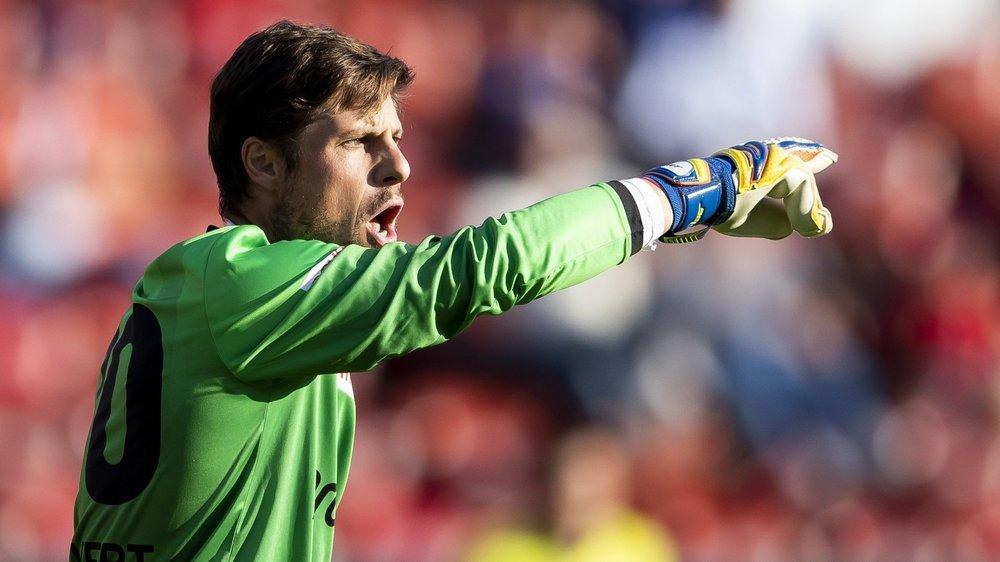 Laurent Walthert entame sa huitième saison consécutive à la Maladière.