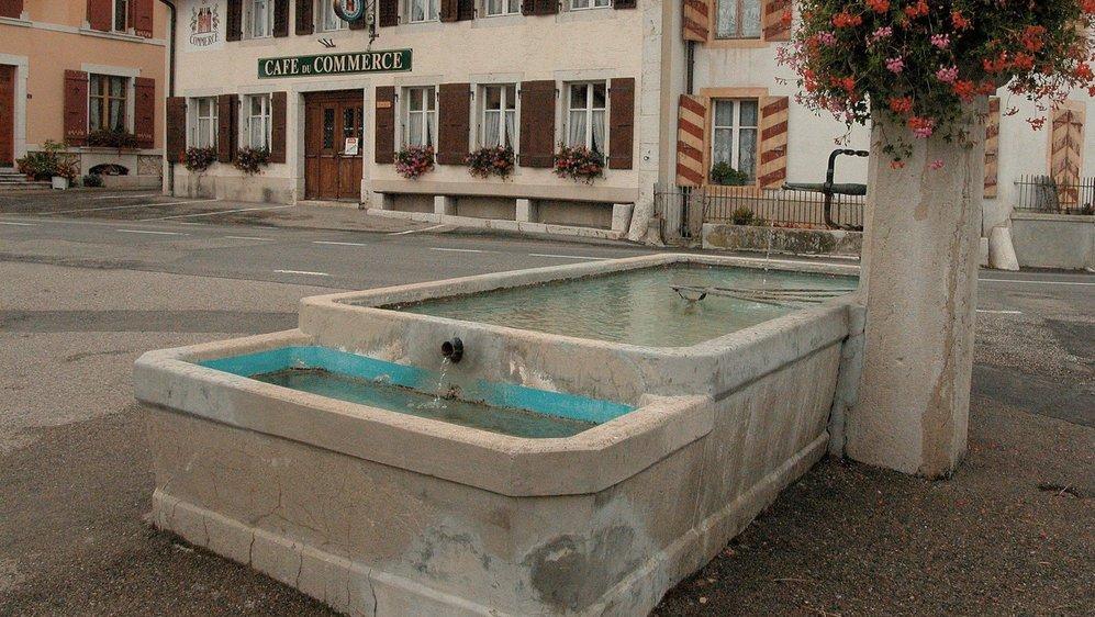 Actuellement, une seule des six fontaines de Lignières est équipée d'un circuit fermé.