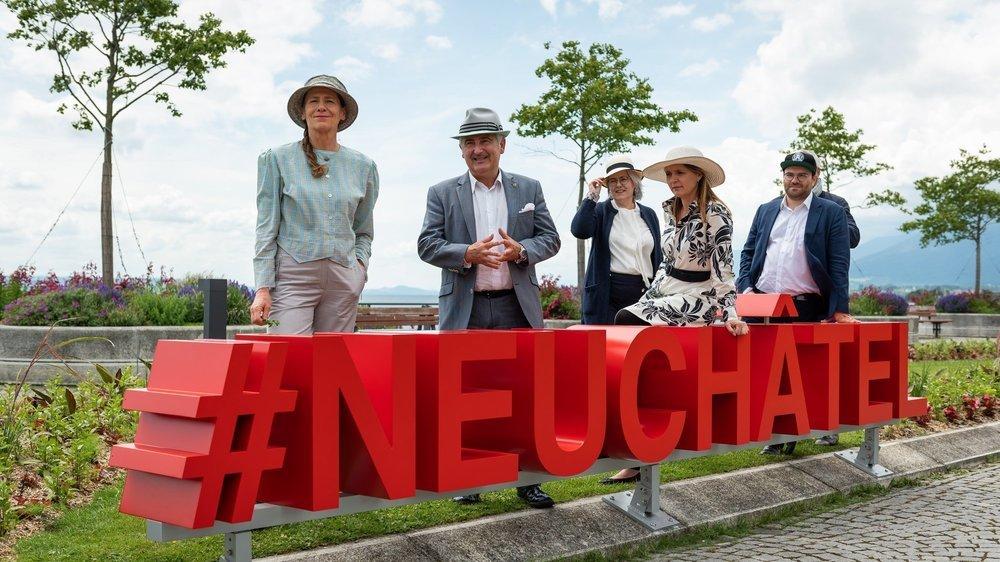 Christine Gaillard (à gauche) a été lâchée par ses collègues du Conseil communal sur le dossier problématique du service de l'urbanisme.