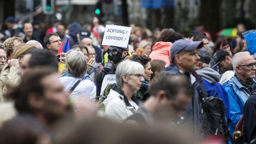 Un groupe de citoyens zurichois a déposé, hier, un recours au Tribunal fédéral pour faire cesser l'obligation du port du masque.