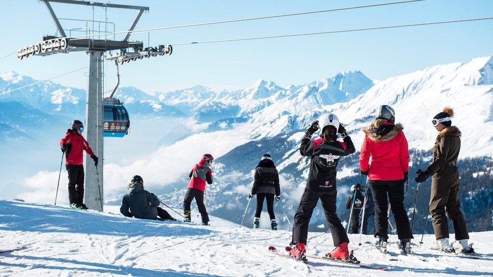 Les élèves des Cerisiers ne partiront pas en camp de ski dans les Alpes, mais ils pourront participer à des activités dans la région.