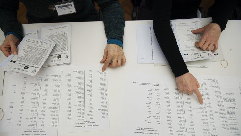 Le 25 octobre prochain, le dépouillement pourra commencer pour départager ces centaines de candidats.