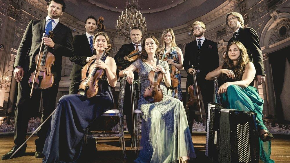 La Camerata RCO, issue du Royal Concertgebouw Orchestra d'Amsterdam, une nouvelle venue prestigieuse à la Salle de musique.