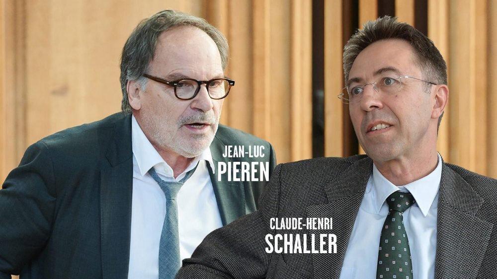 Le litige opposant Jean-Luc Pieren et Claude-Henri Schaller remonte à l'époque où ce dernier était conseiller communal à Val-de-Ruz.