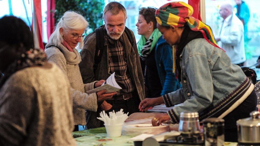 La fête de la Coquille se veut une manifestation multiculturelle.