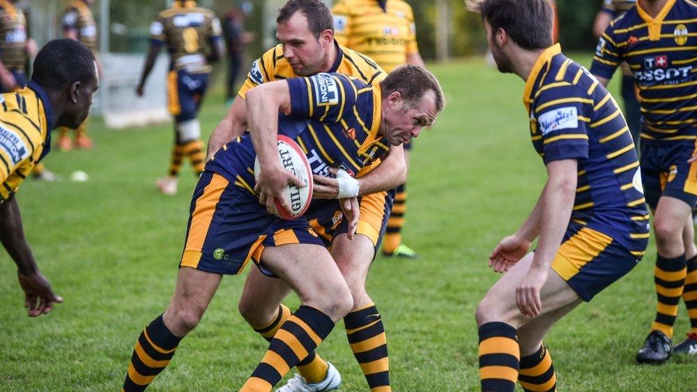 Les rugbymen chaux-de-fonniers n'ont plus joué un match officiel depuis 10 mois et 3 jours. C'était le 9 novembre 2019.