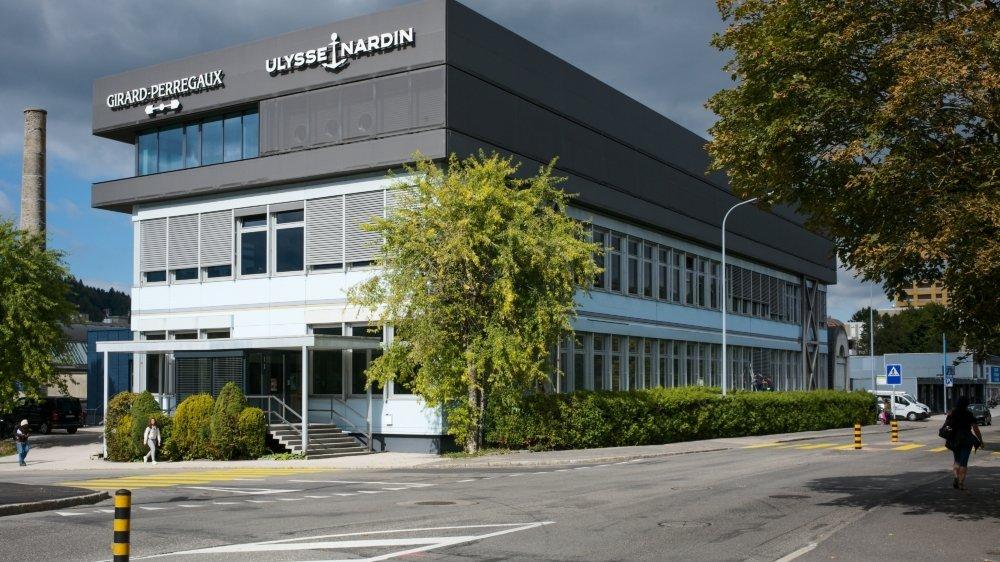 La Chaux-de-Fonds: la manufacture des montres Girard-Perregaux et Ulysse Nardin se porte mal. Qui pourrait la racheter?