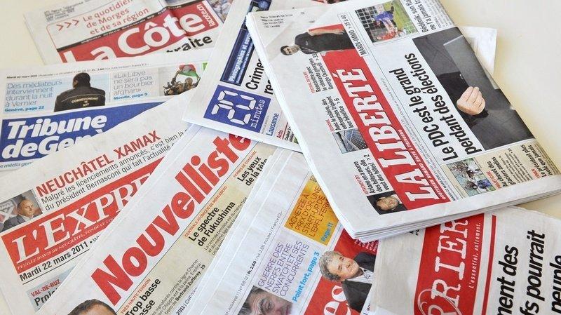 Les journaux payants enregistrent un gain en popularité chez 26% des sondés (illustration).
