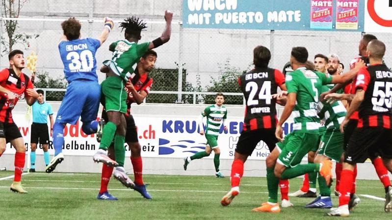 Xamax commence le championnat de Challenge League par une défaite à Kriens