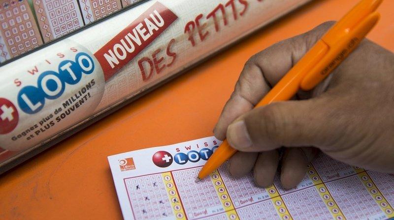 Le montant en jeu lors du prochain tirage s'élèvera à 3,4 millions de francs. (illustration)