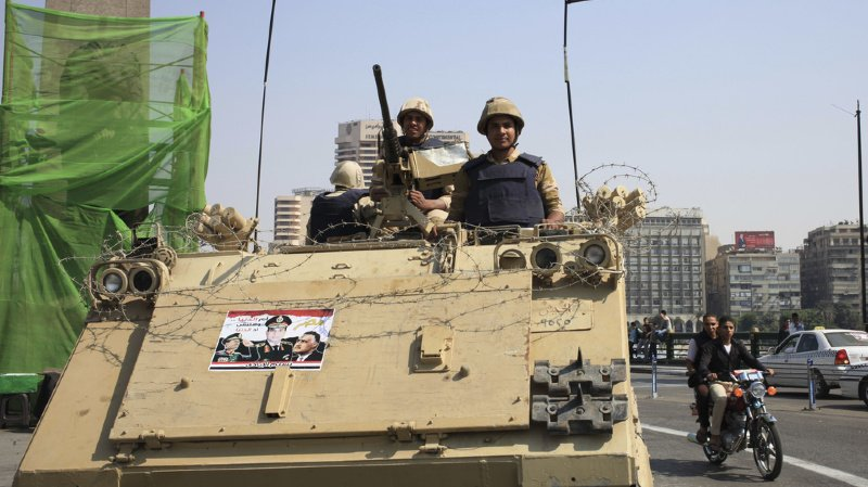 Egypte: des dizaines d'islamistes présumés tués par l'armée