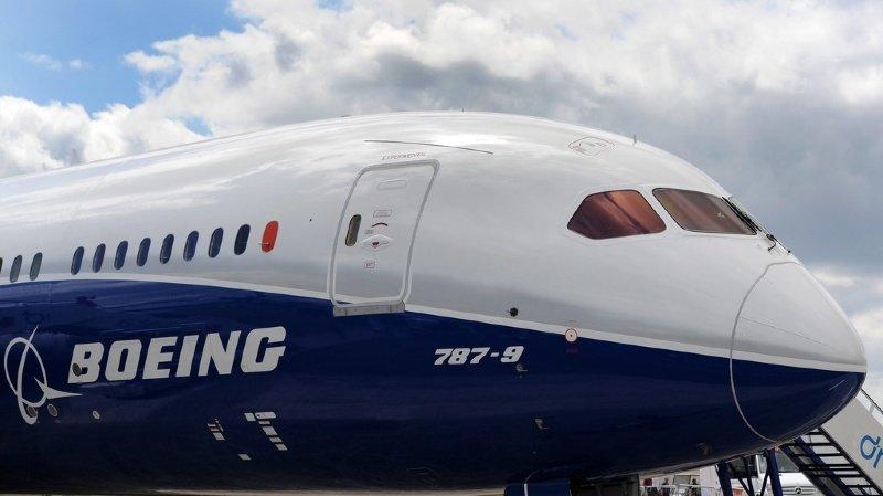 Transport aérien: Boeing connaît de nouveaux problèmes avec le 787 Dreamliner