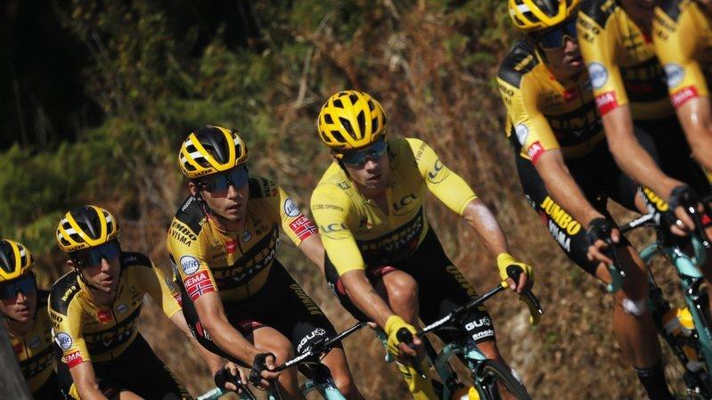 Eclairage: le Tour de France retombe dans la routine