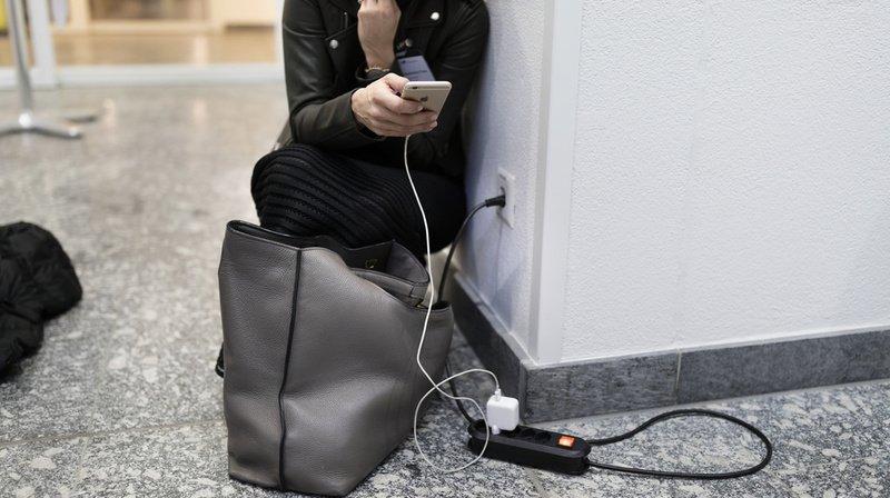 Recharger son smartphone, bientôt un vieux souvenir?