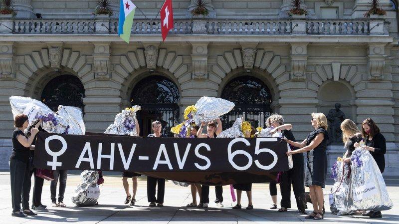 Parlement: premier pas vers le relèvement de l'âge de la retraite des femmes