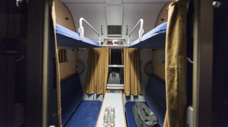 Trains de nuit: les CFF et les ÖBB étendent leur réseau vers la zone européenne