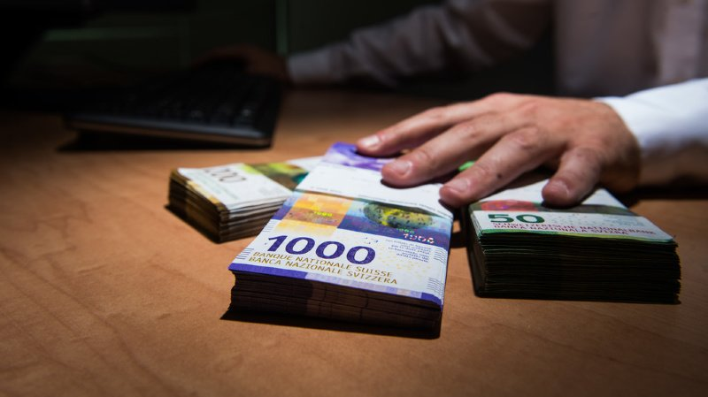 La Suisse est en retard dans la lutte contre le blanchiment d'argent