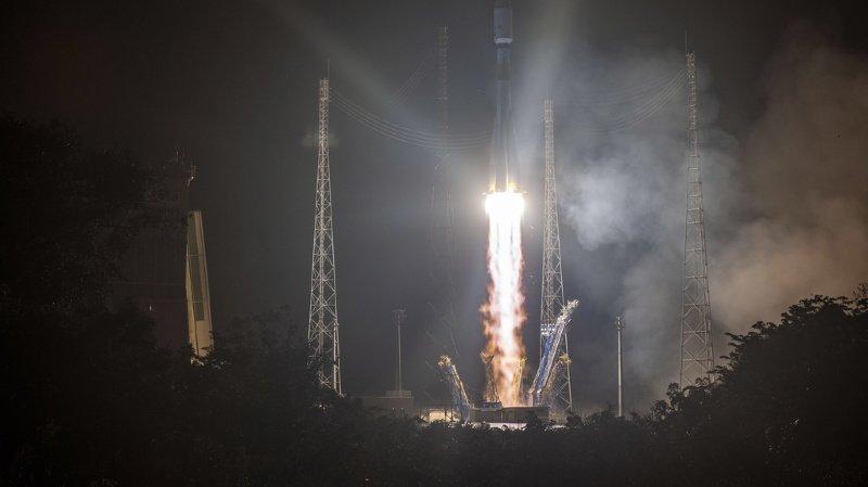 Cette mission est un succès important pour Arianespace (ILLUSTRATION).