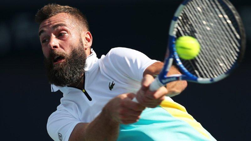 Tennis – US Open: les joueurs en contact avec Paire sont maintenus dans le tournoi