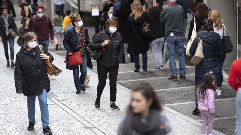 Démographie: la population suisse est en légère hausse