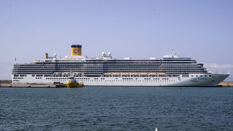 Tourisme: Costa Croisières a repris la mer sous le signe du coronavirus