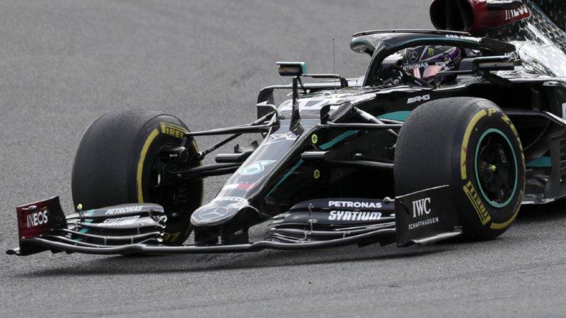 Formule 1: Lewis Hamilton remporte le Grand Prix de Belgique