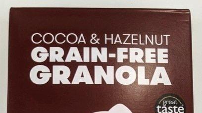 Rappel: Globus retire de ses rayons le produit ''Granola Cocoa & Hazelnut''