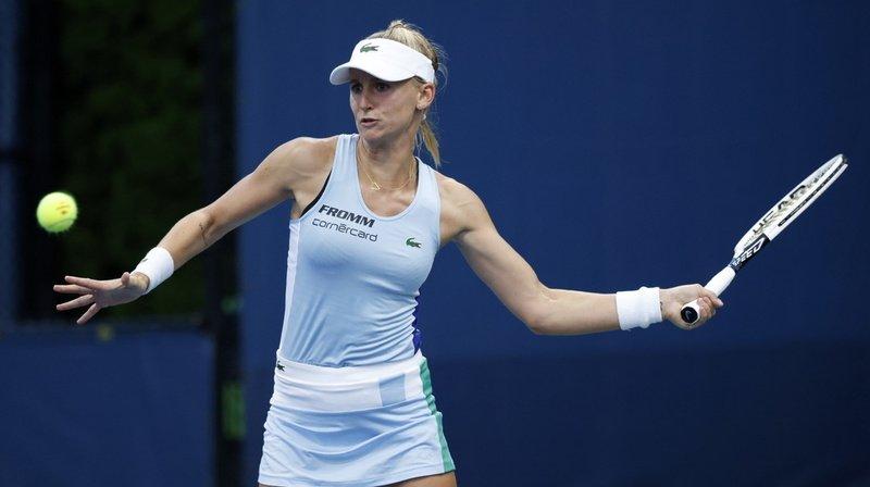 Tennis – Tournoi WTA de Strasbourg: Jil Teichmann retrouve le succès
