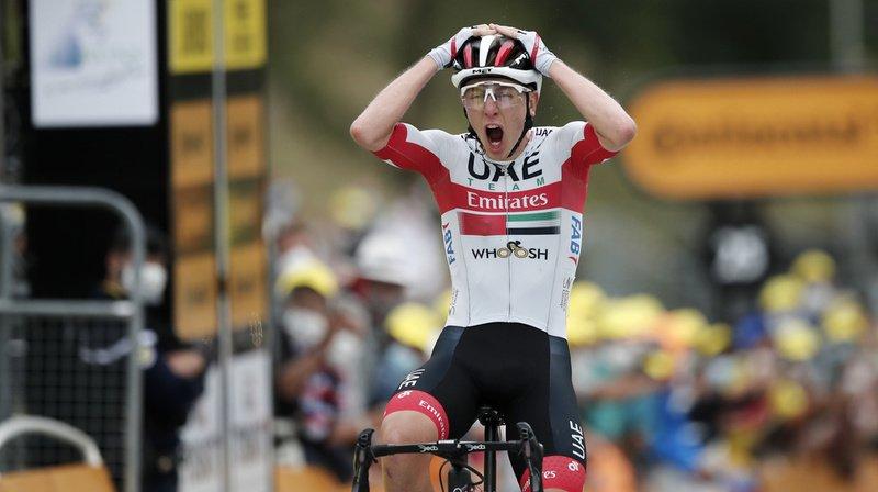 Cyclisme: le Slovène Tadej Pogacar gagne la 9e étape du Tour de France