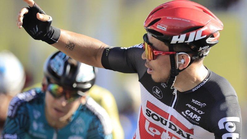 Cyclisme – Tour de France: Caleb Ewan gagne la 11e étape