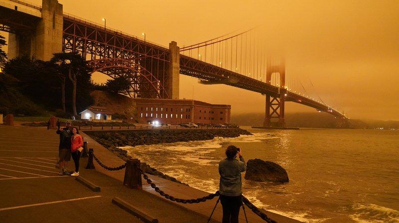 Etats-Unis: les incendies qui ravagent la côte ouest font six morts