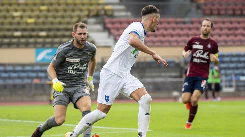 Football: insouciant et joueur, Lausanne fait sombrer Servette