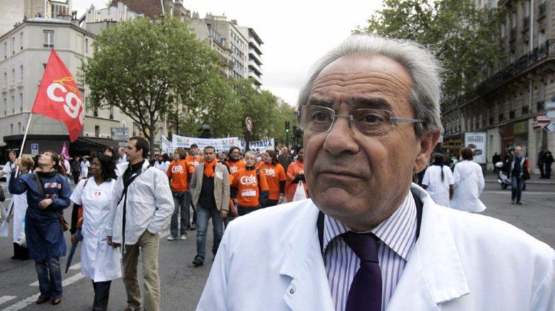 Carnet noir: décès de l'ancien ministre et député Bernard Debré, âgé de 75 ans