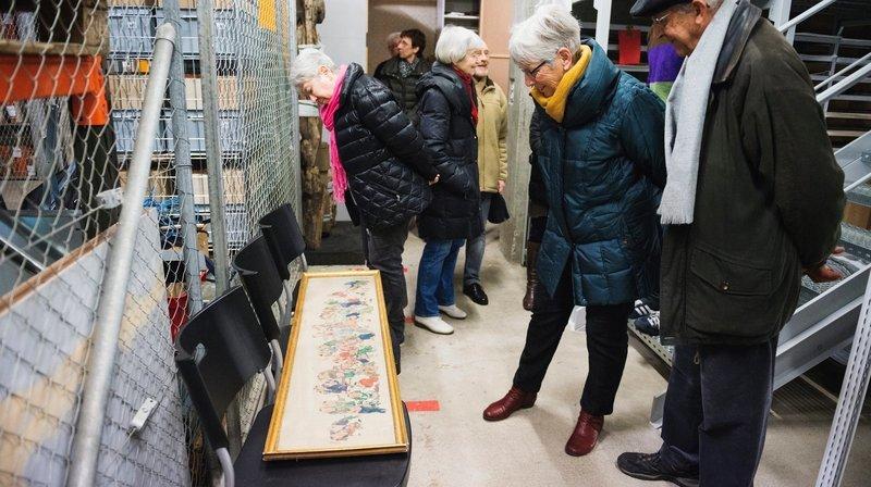 Estimées à plus de 320millions de francs, les collections des musées neuchâtelois seront désormais à l'abri.