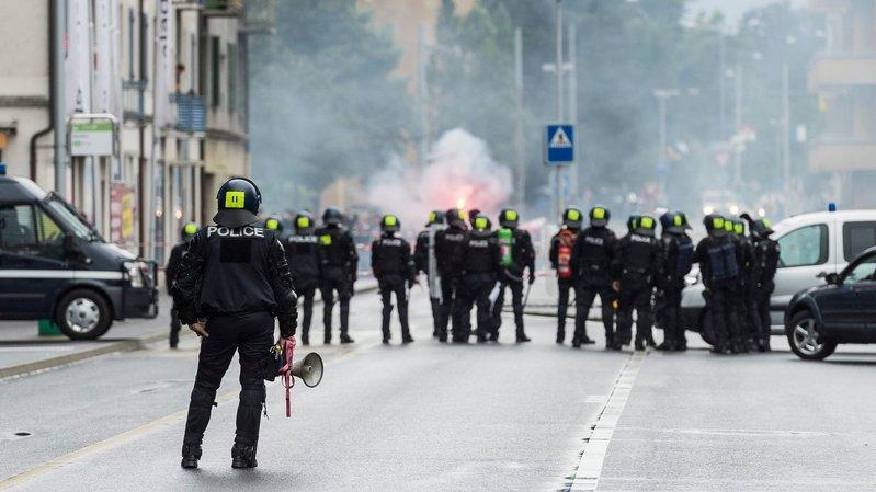 Neuchâtel: un «ultra» xamaxien violent au tribunal