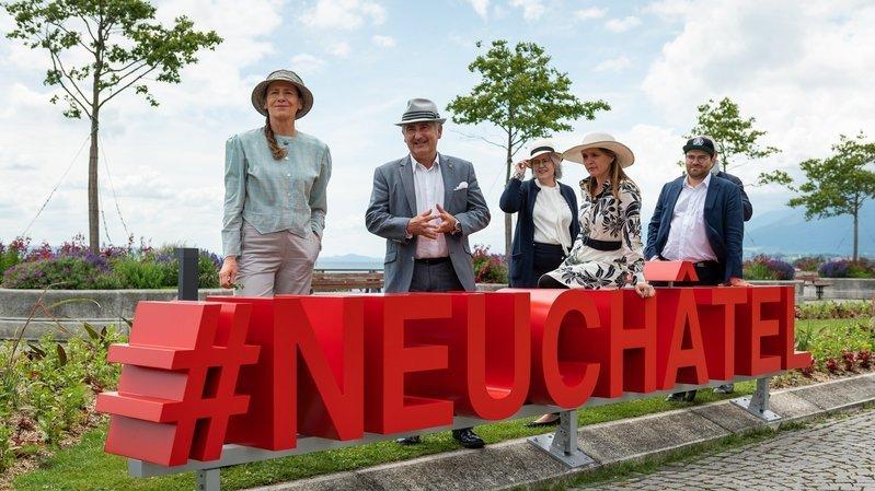 Neuchâtel: Christine Gaillard déplore des «accusations gratuites»