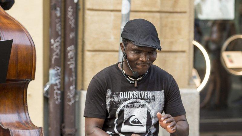 Coronavirus: le blues des musiciens de rue