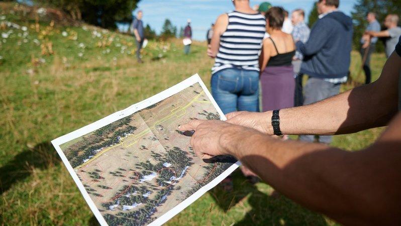 Groupe E maintient son projet éolien des Quatre Bornes, malgré le refus bernois