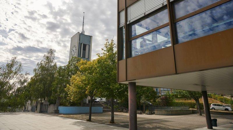 Neuchâtel: une antenne de téléphonie située près d'un collège fâche des parents