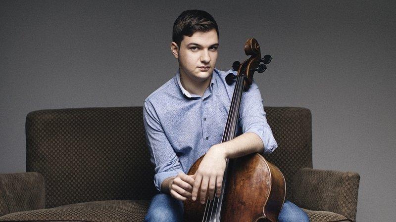 Andrei Ionita, étoile montante du violoncelle.