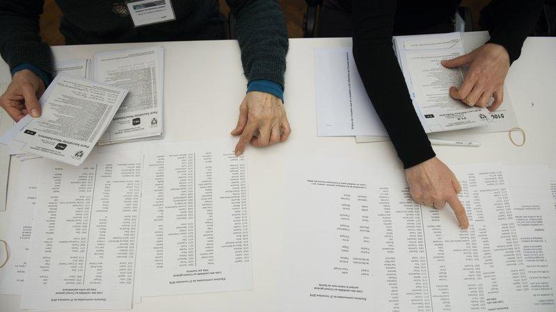 Canton de Neuchâtel: près de 1400 candidats en lice pour les communales