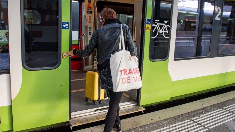 Dès lundi, les travaux commenceront sur la ligne Neuchâtel-La Chaux-de-Fonds