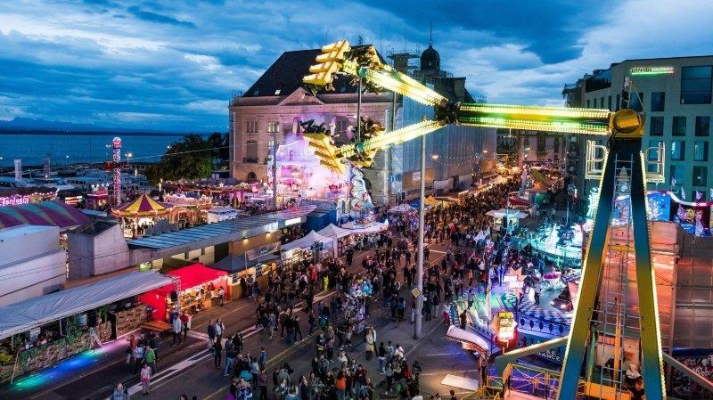 Les carrousels reviennent à Neuchâtel à la fin du mois