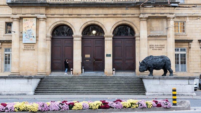 Un café, la Lanterne magique, trois bibliothèques: à Neuchâtel, le Collège latin va changer de vie