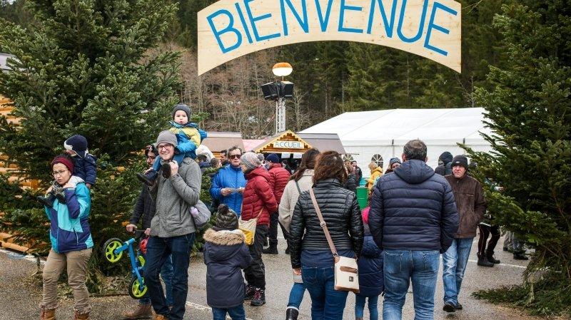 La Brévine: il n'y aura pas de Fête du froid cet hiver