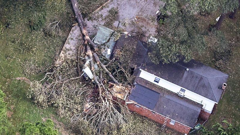 Etats-Unis: l'ouragan Laura fait au moins 14 morts en Louisiane et au Texas