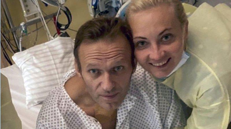 Navalny exige de la Russie ses vêtements