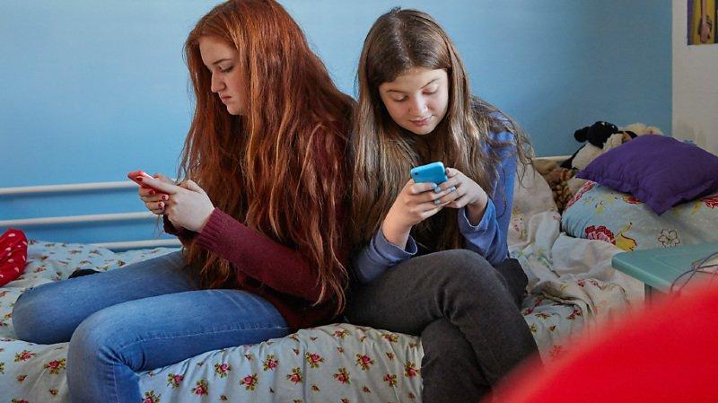 Médias: un adolescent sur dix dit avoir déjà été harcelé sur les réseaux sociaux