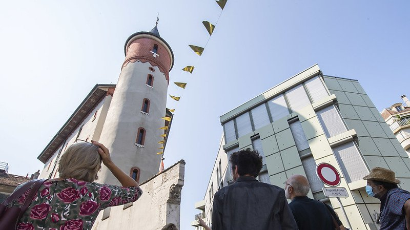 Les Journées du patrimoine ont attiré 20'000 personnes en Suisse